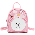High Quality Cute PU Leather School Bag Child Backpack Bag In China Supplier