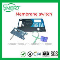 Smart Bes~Good!! dome membrane switch,Customized Silicone Rubber Keypads, Keyboard, Switch, Button, Key made in China