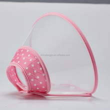 Pet Collar with auti-bit elizabeth circle for dogs and cats