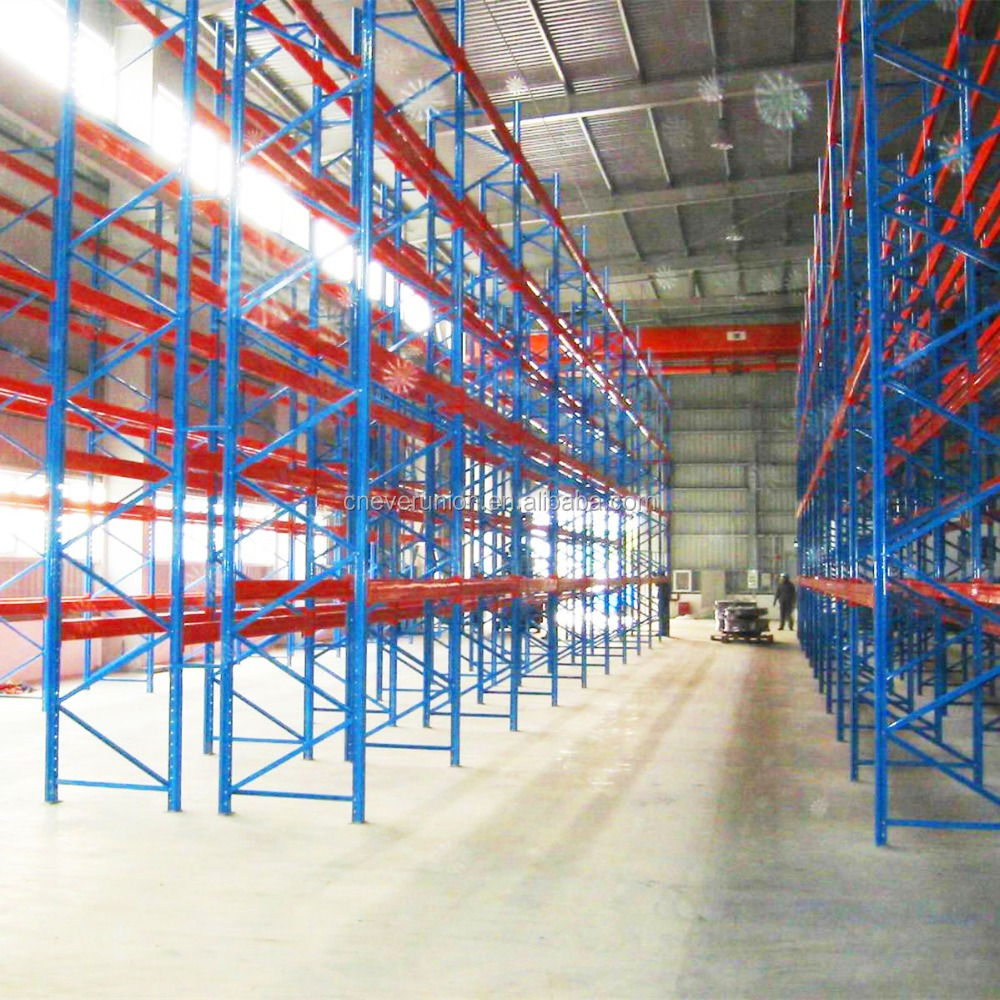 china made CE /ISO metal shelving rack