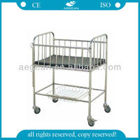 AG-CB005 ISO CE approved Hospital children sleeping cot