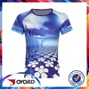 Sublimated T Shirts 3D Printed T