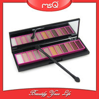 MSQ 12 Colors Cosmetics Make Up Palette