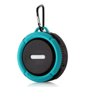 keychain portable mini wireless outdoor speaker