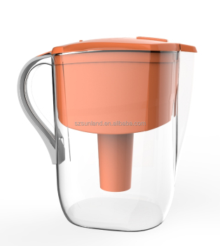 Alkaline filter pitcher alkaline filter jug