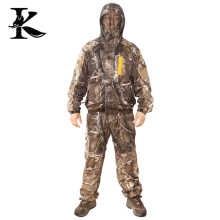 Flag Hunting Suit Fall Quarter Pants Camo Jacket