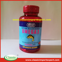 Certified Halal Omega 3 fish oil 1000mg capsule 18/12