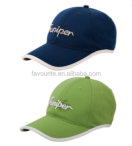 Promotional baseball cap for sublimation printing