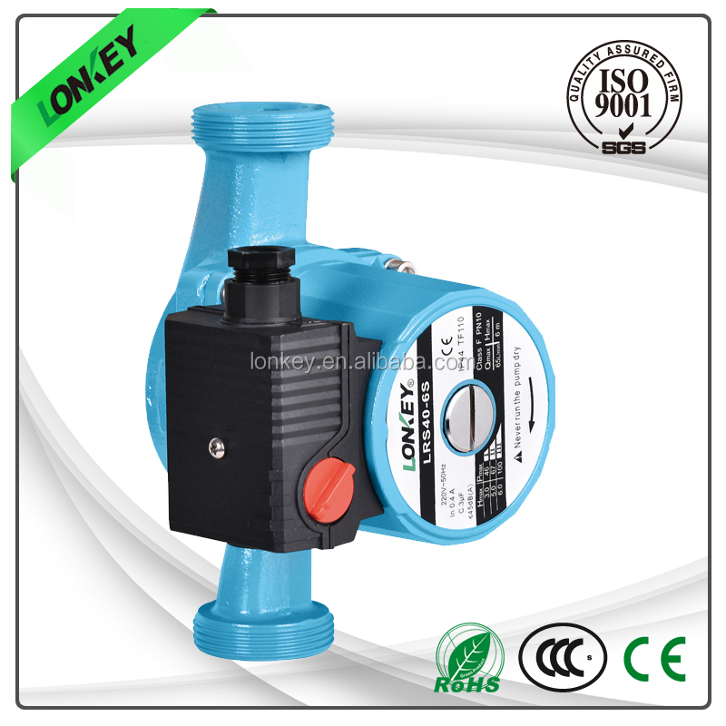 wet rotor water circulating Pump
