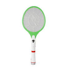 LED rechargeable kill mosquitoes racket