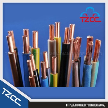 PVC Sheathed Steel Wire Armored Single-core Electric