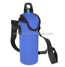 Customized bicycle water bottle holder