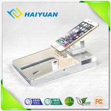 Superior quality customized acrylic display stand for mobile phone