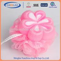 welcome OEM ODM Deep Cleansing bath scrub sponge