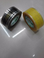 Nature Rubber Clear Bopp Adhesive Packing Tape