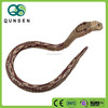 factory direct decorative wooden realistic snake