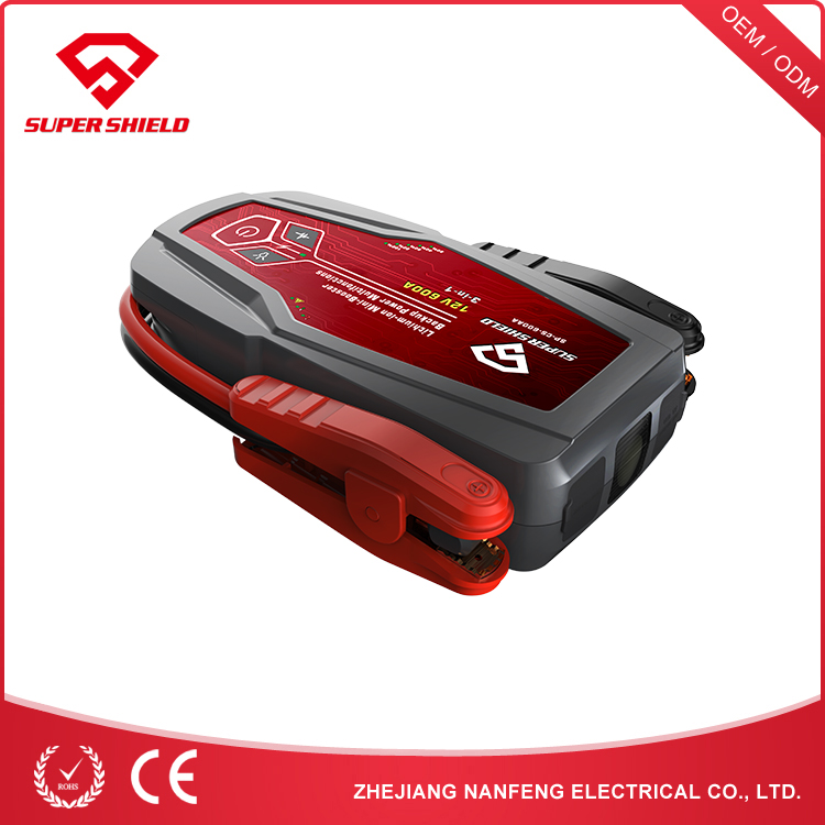 NANFENG New Products In 2017 Lithium Battery Car 12 24 Volt Jump Starter 40500Mah With Trade Date