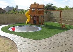 Children and pets safe artificial turf artificial turf tiles artificial grass turf