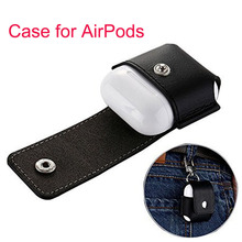Protective Case Sleeve Skin Cover for Apple AirPods True Wireless earphone Charging Box