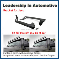 Mounting Kits Bracket For JEEP Wrangler 07-13 Fits Fog work Lamp light Wining Factory Opening Offroad Automotive Accessory