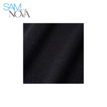 SAMNOVA lightweight moisture wicking breathable 100 polyester stretch fabric