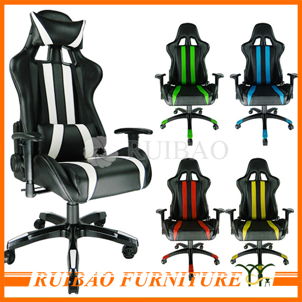 Cheap Contemporary Custom Gaming Racer Chairs For Staff