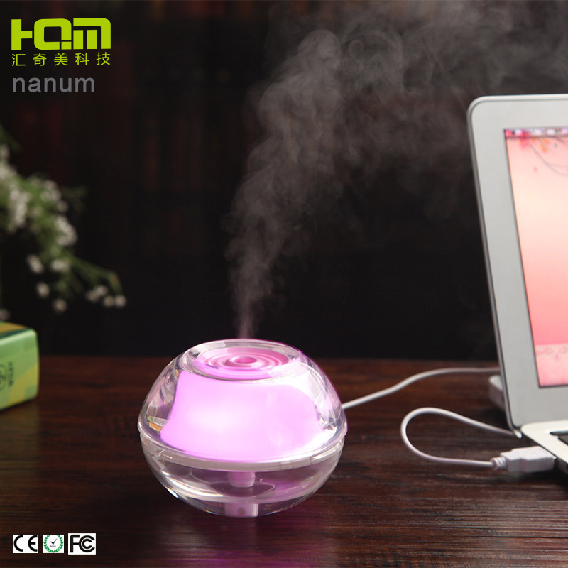 Electric innovations portable heated humidifier for ventilator