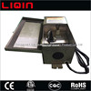 Low voltage landscape lighting transformer with timer or photocell