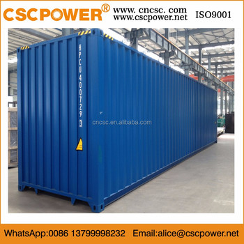 40ft double end door container