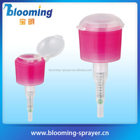 Factory price nail liquid pump dispenser
