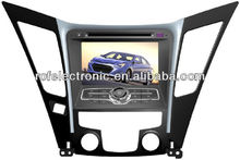 Car DVD GPS Sat Navigation for Hyundai Sonata 2011 i40,i45,i50