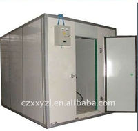 Well received easy installation onion fish cold storage room design