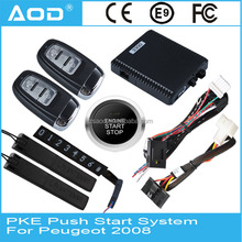 Keyless entry keyless entry system keyless entry remote for Peugeot 2008