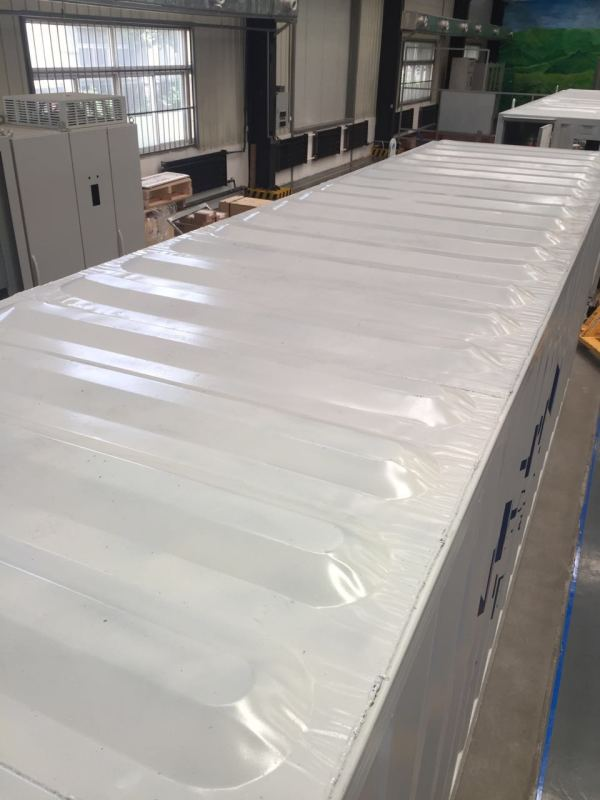 HUAXING Manufacturer 2 mm Standard Galvanized whole sale Containers Roof Panel for sale