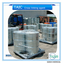 Clearless Liquid TAIC Cas:1025-15-6, Triallyl Isocyanurate Crosslinking Agent for Solar EVA Film