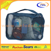 Hanging toiletry kit travel toiletry bag wash bag for man