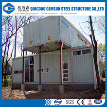 Warehouse,Villa,House,Hotel,Shop,Office Use and Container Material prefabricated container home