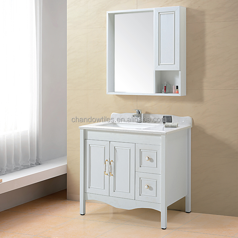 gd8805 good quality cheap bathroom vanity aluminium cabinet