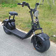 citycoco style 1500w fat tire e scooter electric bike/1000 watt electric motorbike motorcycl