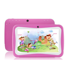 China kids super smart tablet pc with android 4.4 os