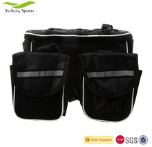 China OEM Road Bike Bag Bicycle Pannier Rear Seat Trunk Bag Factory