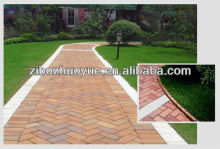 Garden clay paving brick,Square brick,paving bricks
