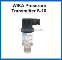 Made in Germany Wika pressure transmitter S-10 for general industrial applications