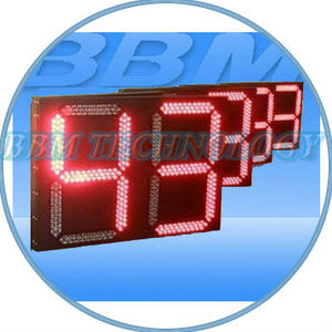 2 Digits LED Traffic Countdown Timer