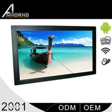 42 inch full hd wireless lcd advertising display wall 2016 led tv new model