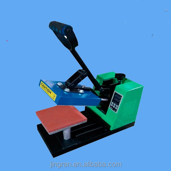 manual ordinary flat heat press machine