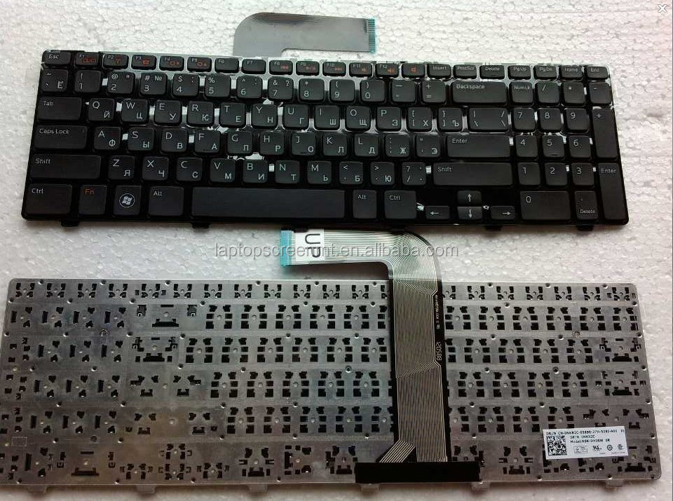 RU layout keyboard for dell N5110 keyboard laptop