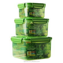 Food Grade Airtight One Gallon Plastic Food Container on Sale
