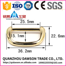 hot selling square buckles,double d ring for belt