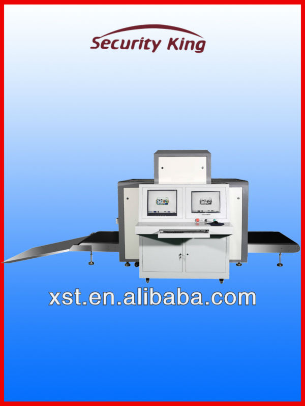 Airport Luggage Convey Belt Security Scanner Digital X-ray Machine (XST-10080)